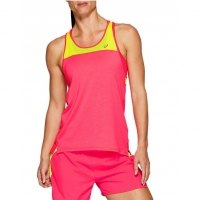 asics LOOSE STRAPPY TANK