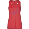 asics SILVER GRAPHIC TANK