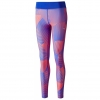 mizuno Phenix Printed Long Tights W