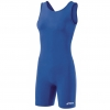 asics WOMEN'S SOLID MODIFIED SINGLET
