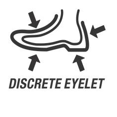 Discrete Eyestay Lacing / Дискретные петли