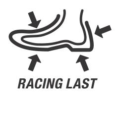 Racing Last / Колодка