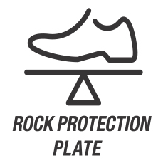 Rock Protection plate / Пластина защиты от камней