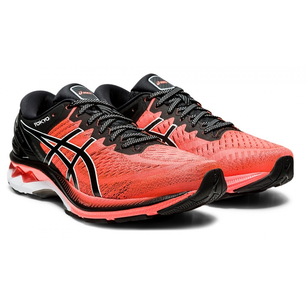 GEL-KAYANO 27 SUNRISE RED