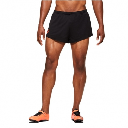WOVEN TRACK SHORT